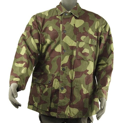 Finnish Reversible Camo Jacket