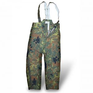 German Flecktarn Camo MVP Gore-Tex Trousers