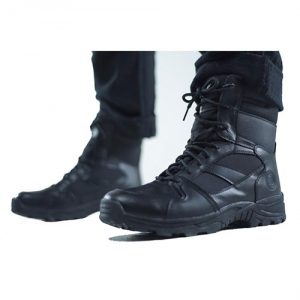 """Ops Tactical 002 """"Climate 6"""" Leather and Cordura Boots"""