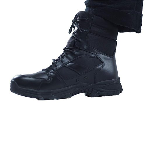 "Ops Tactical 002 ""Climate 6"" Leather and Cordura Boots"
