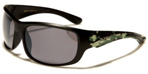X-Loop Oval Men's Sunglasses