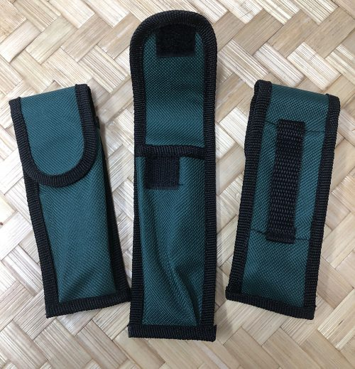 Canvas Knife Pouch